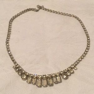 🖤Awesome Vintage Rhinestone Necklace Must Have 🖤
